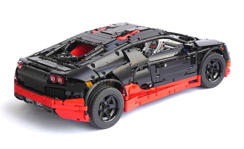 lego technic bugatti id e d 39 image de voiture. Black Bedroom Furniture Sets. Home Design Ideas