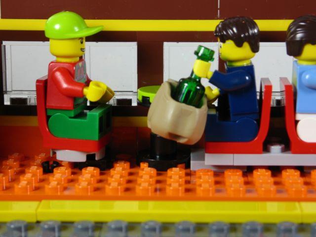 City of New Orleans - LEGO Train Tech - Eurobricks Forums