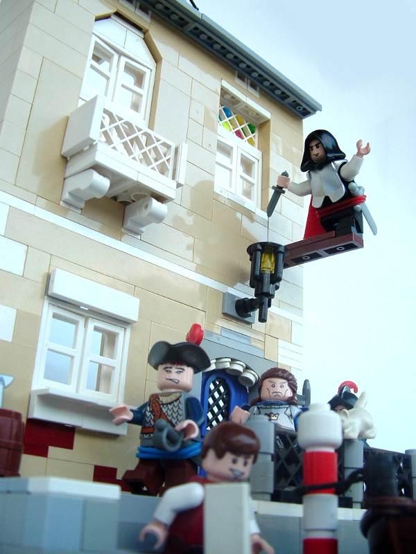 Assassin S Creed 2 Lego Historic Themes Eurobricks Forums