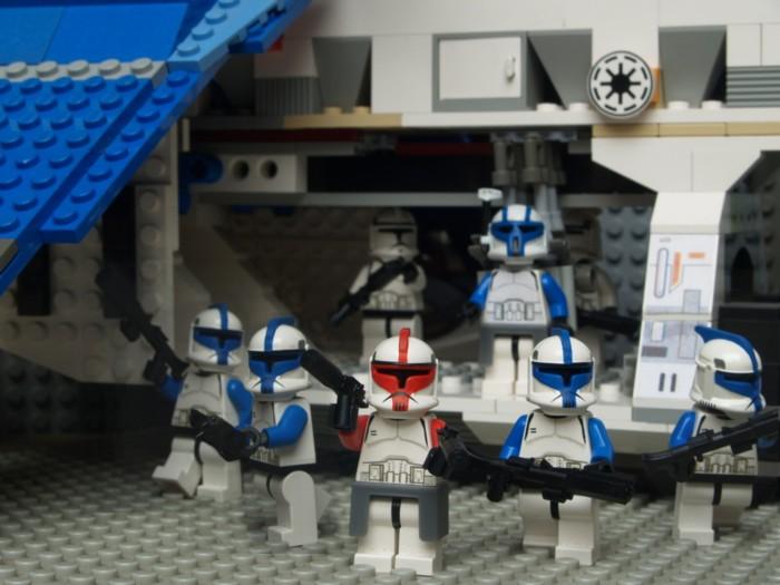 lego star wars kriege und mission
