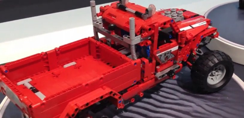 42029 pick up truck discussion topic lego technic. Black Bedroom Furniture Sets. Home Design Ideas