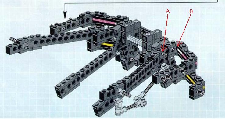 8880 Supercar Build Help Lego Technic Mindstorms Model Team