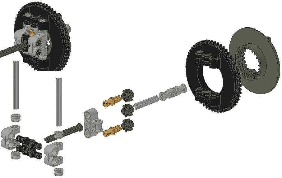Hello Roto - LEGO Technic, Mindstorms & Model Team - Eurobricks Forums