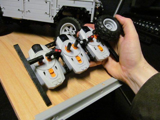 lego technic land rover instructions