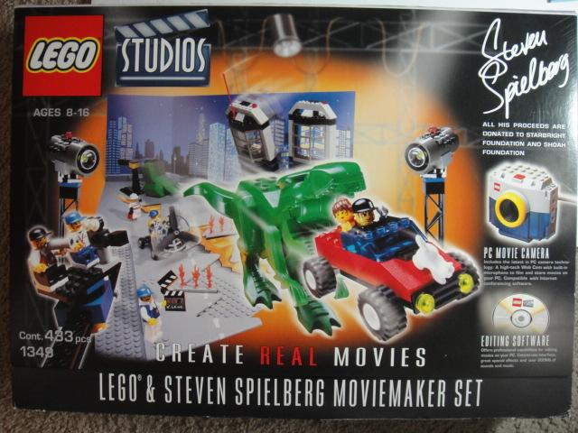 2000年STUDIOS系列- 1349 樂高與史蒂芬史匹柏電影製作組