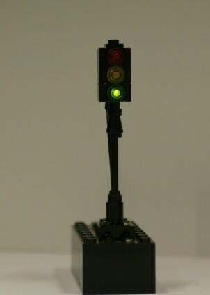 Re: Elektronikspielereien: Ampel aus Lego, Klasse! :: LEGO bei ...