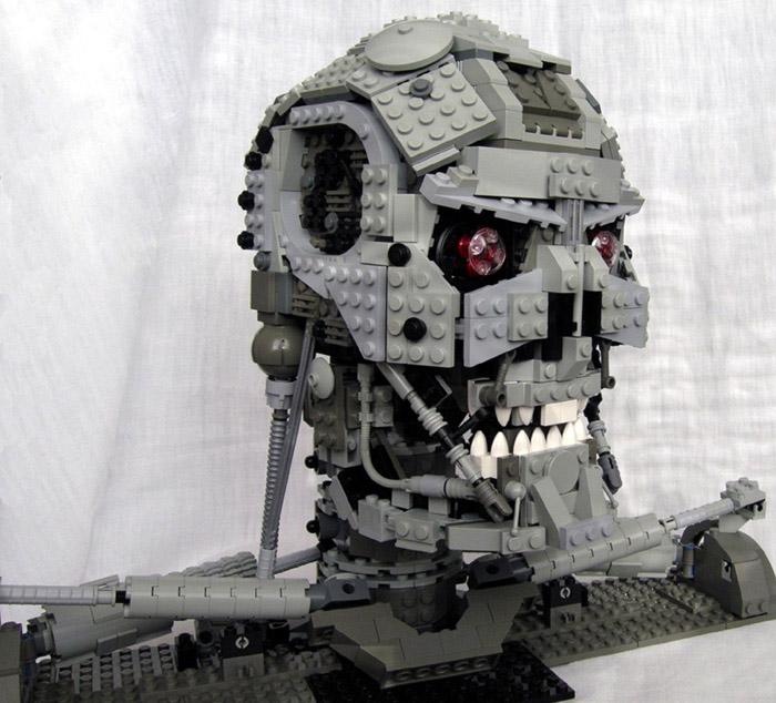 Лего Роботы Игры