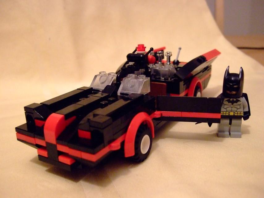 6 Wide 1966 Batmobile Lego Licensed Eurobricks Forums