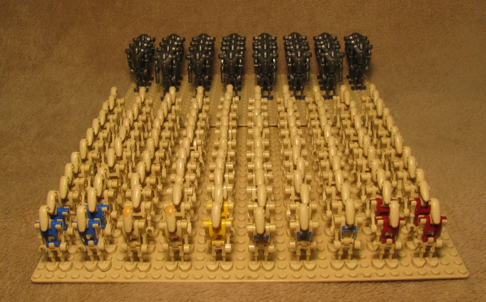 Show Your Army Navy and Collection Display  Page 59  LEGO Star