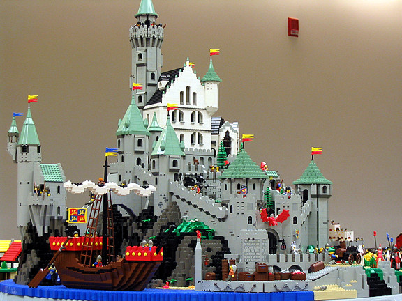 Lego System Castle 21095