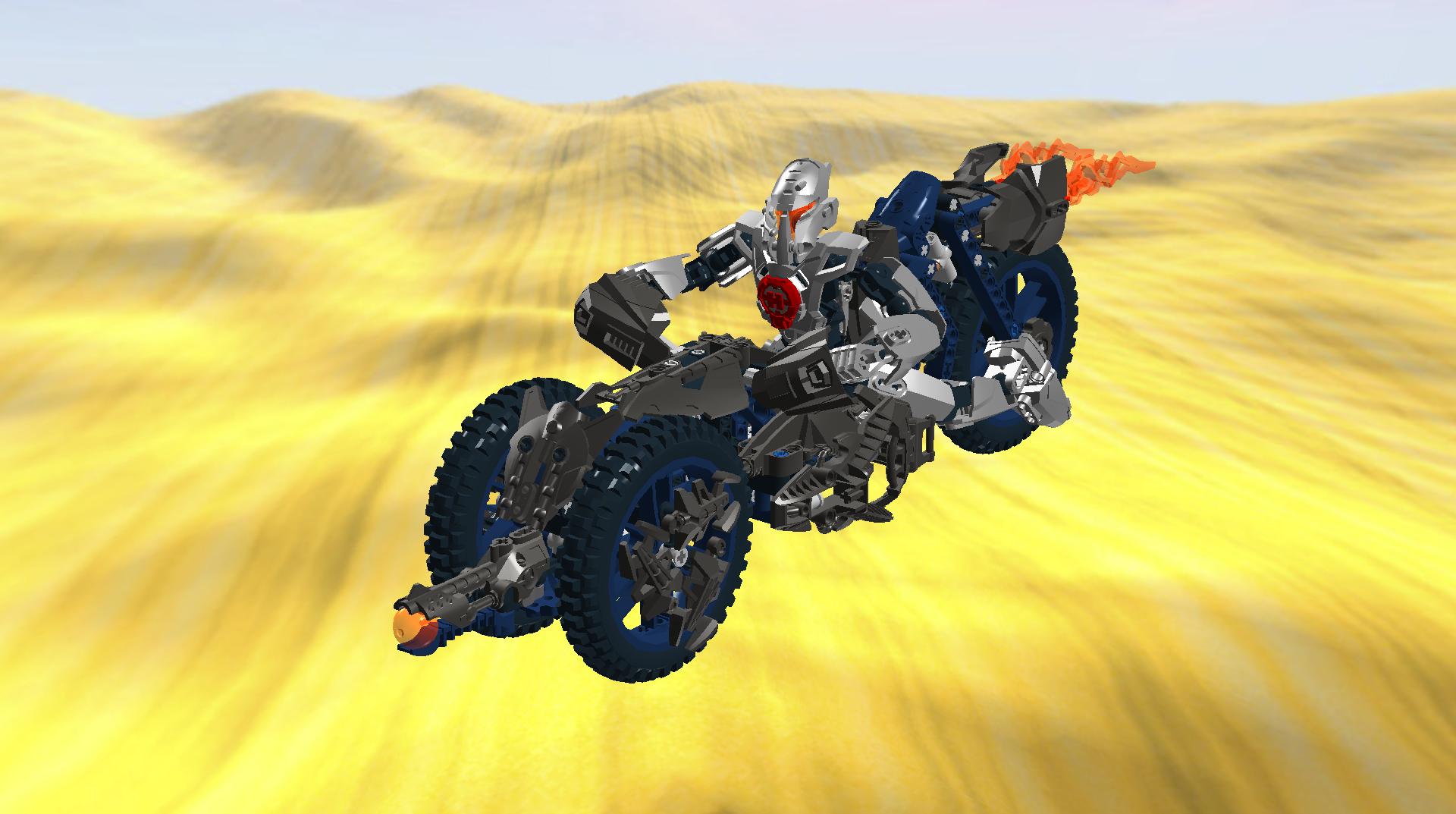 [MOC] LDD MOCs de Ruijala/ New: 2012.0 Bulk_chopper
