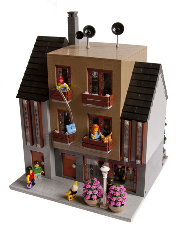 Related Keywords Suggestions For Lego House Moc