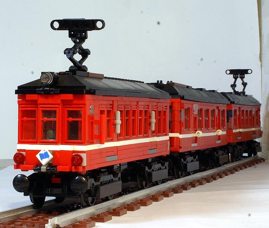 Legoゲージ推進機構日報〜レゴトレイン・ブログ