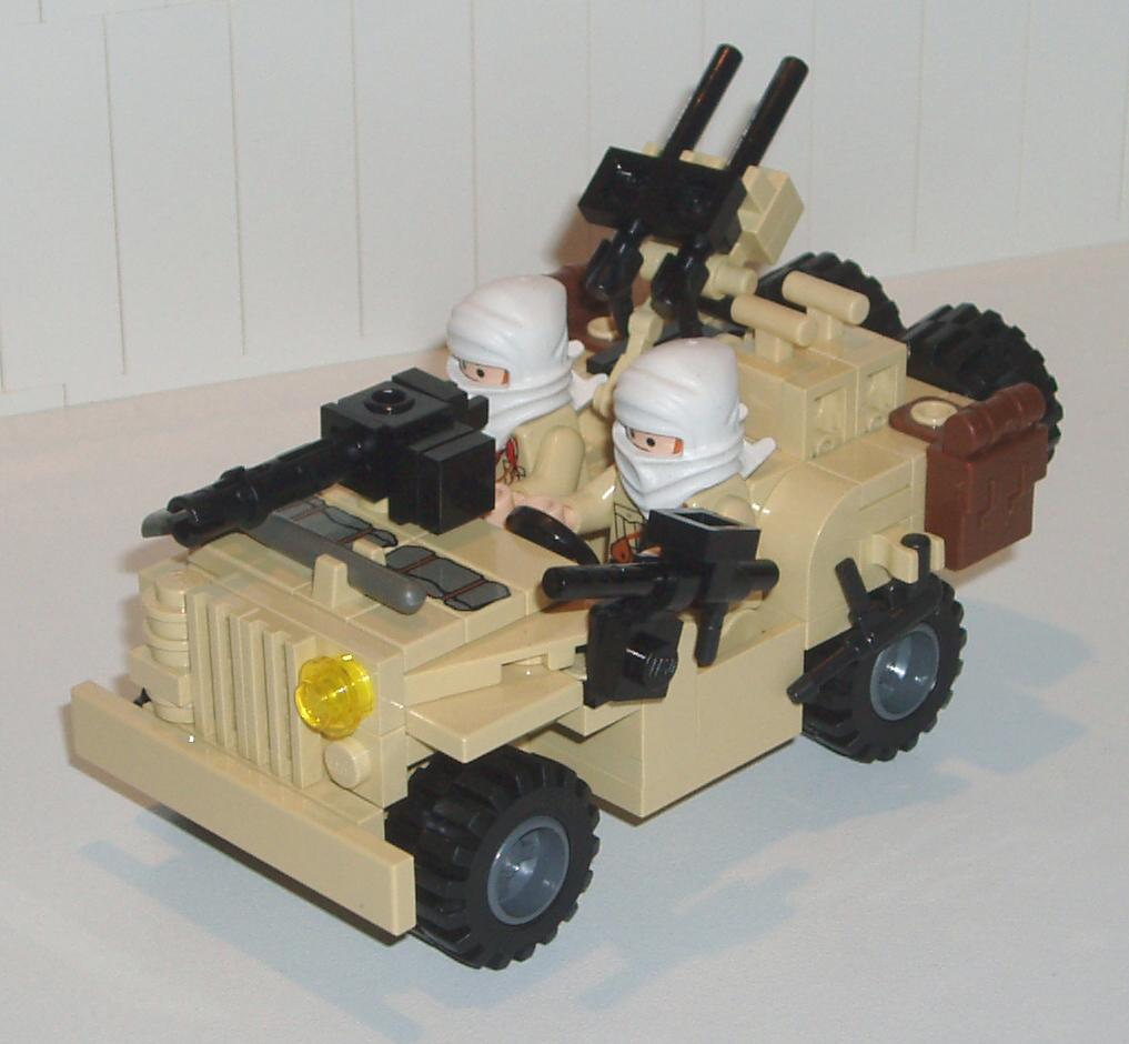 WWII Moc Gallery Find