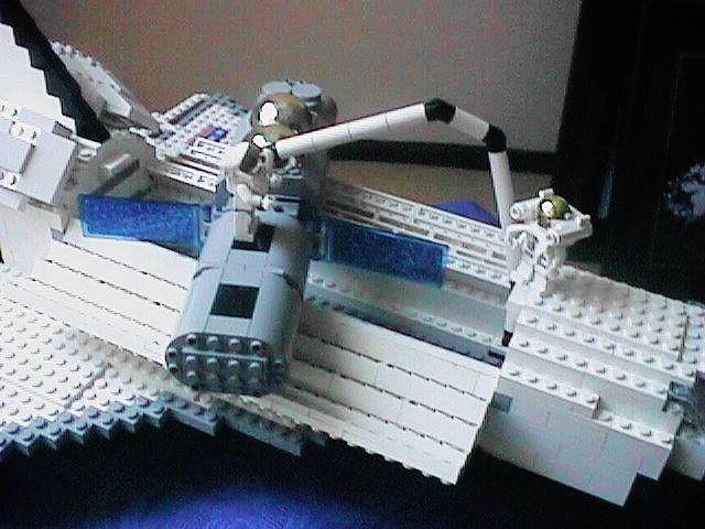 space shuttle lego moc - photo #18
