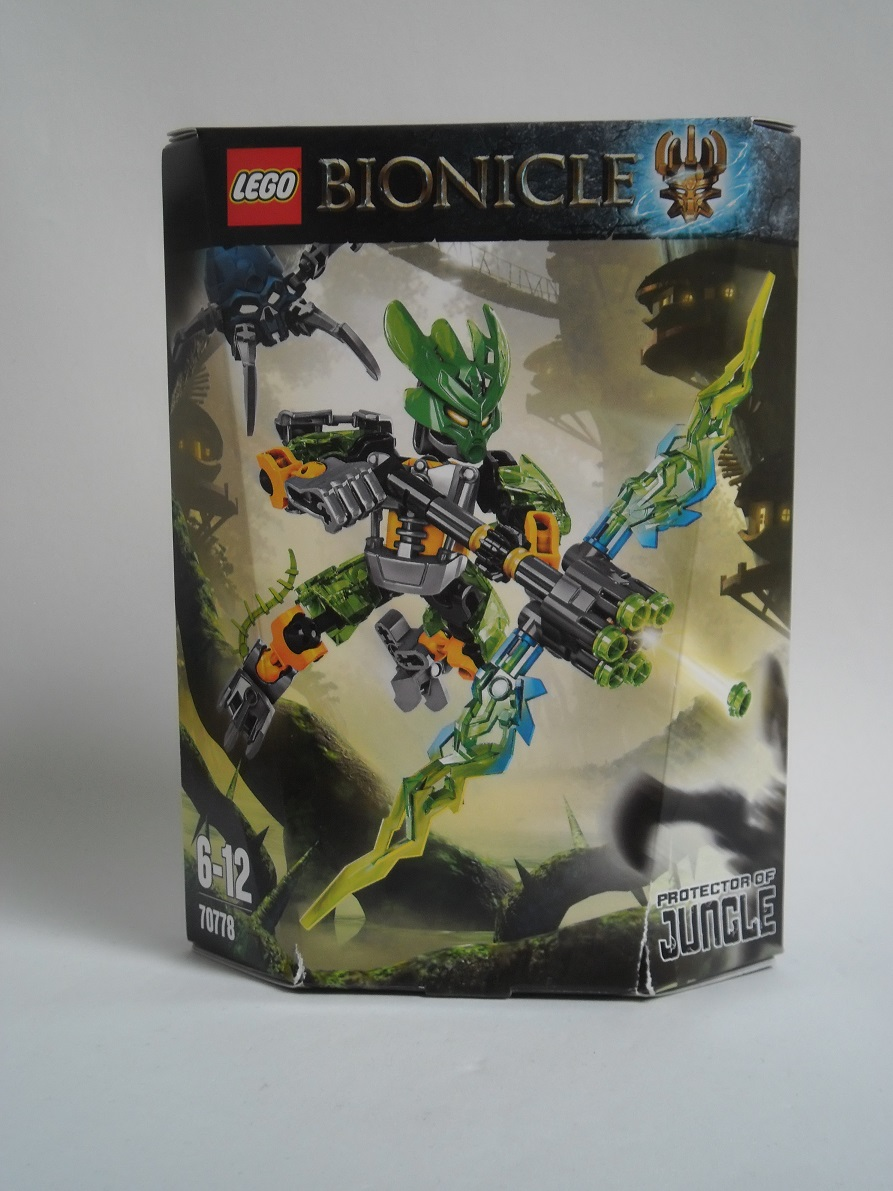 [Revue] LEGO Bionicle 70778 : Protecteur de la Jungle Pb230022