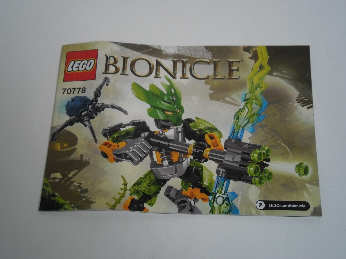[Revue] LEGO Bionicle 70778 : Protecteur de la Jungle Pb230031