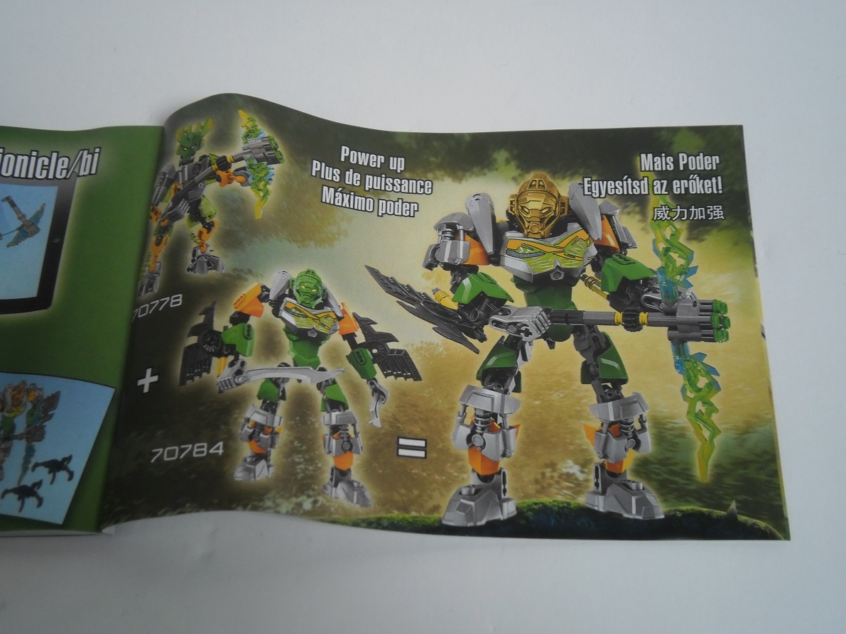 [Revue] LEGO Bionicle 70778 : Protecteur de la Jungle Pb230043