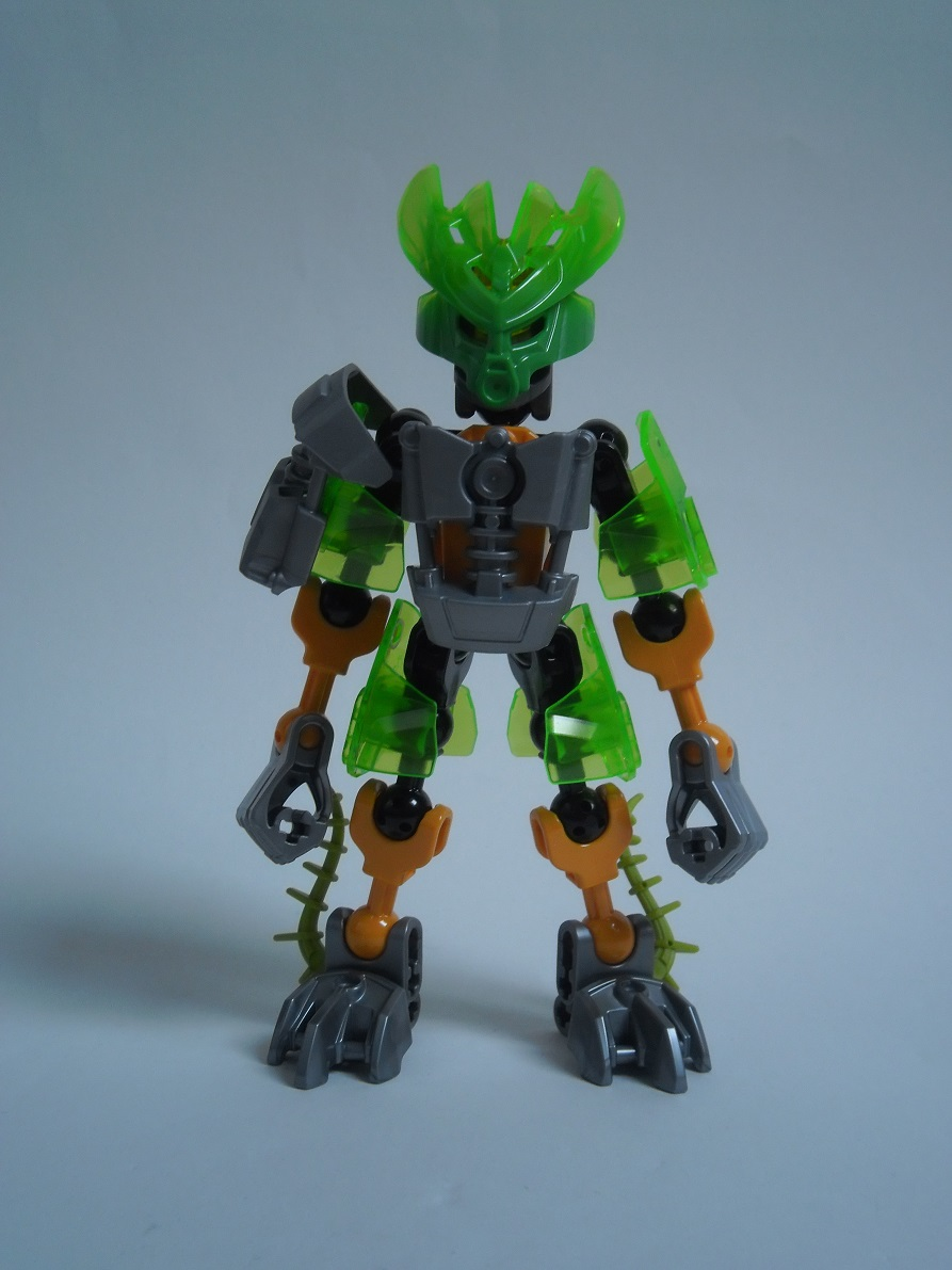 [Revue] LEGO Bionicle 70778 : Protecteur de la Jungle Pb230077