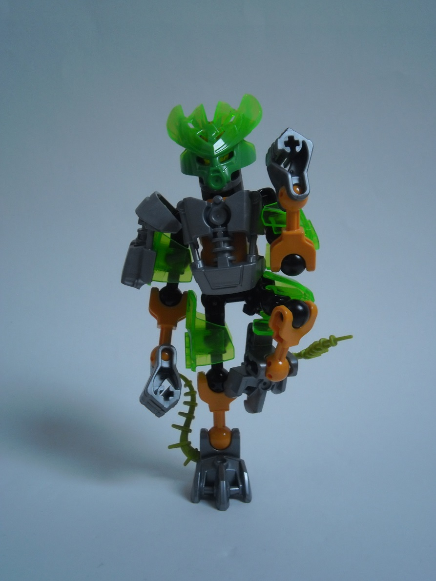 [Revue] LEGO Bionicle 70778 : Protecteur de la Jungle Pb230097