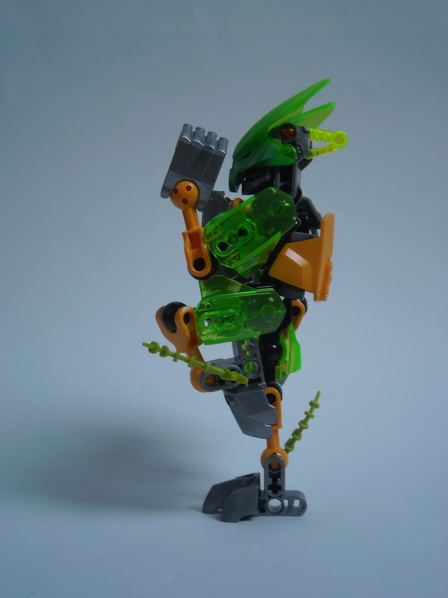 [Revue] LEGO Bionicle 70778 : Protecteur de la Jungle Pb230101