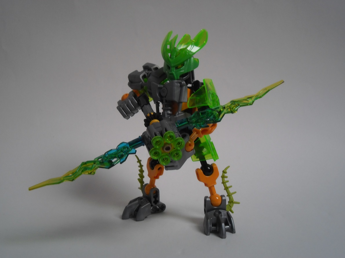 [Revue] LEGO Bionicle 70778 : Protecteur de la Jungle Pb230122
