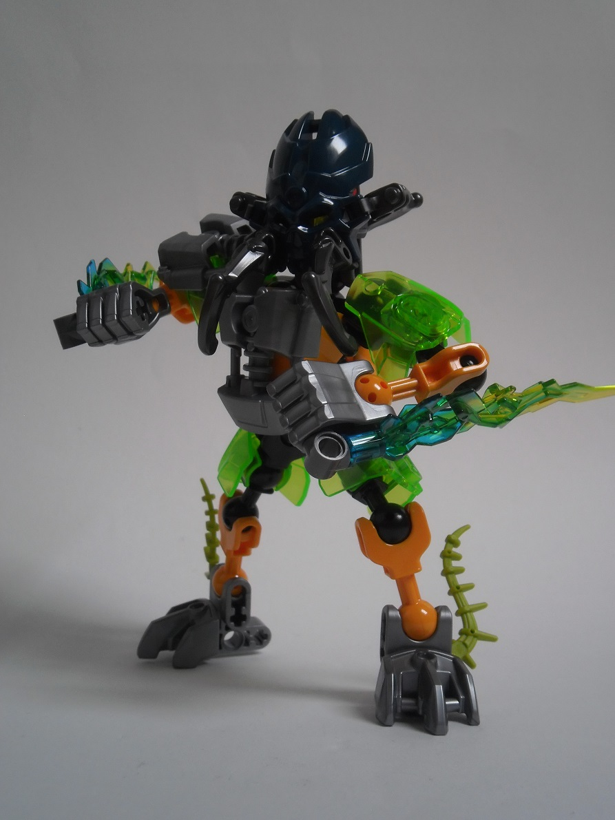 [Revue] LEGO Bionicle 70778 : Protecteur de la Jungle Pb230123