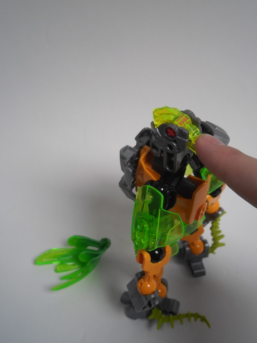 [Revue] LEGO Bionicle 70778 : Protecteur de la Jungle Pb230126