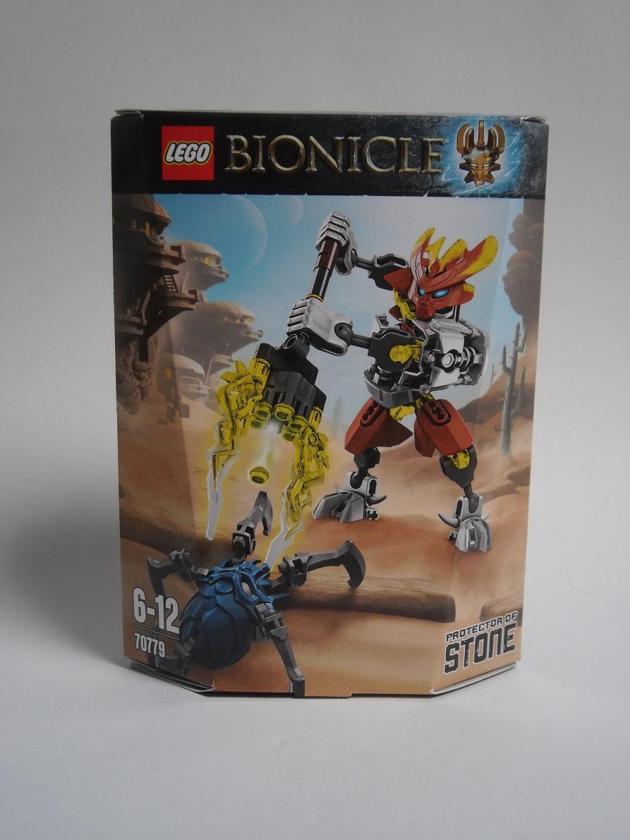 [Revue] LEGO Bionicle 70779 : Protecteur de la Pierre Pb240022