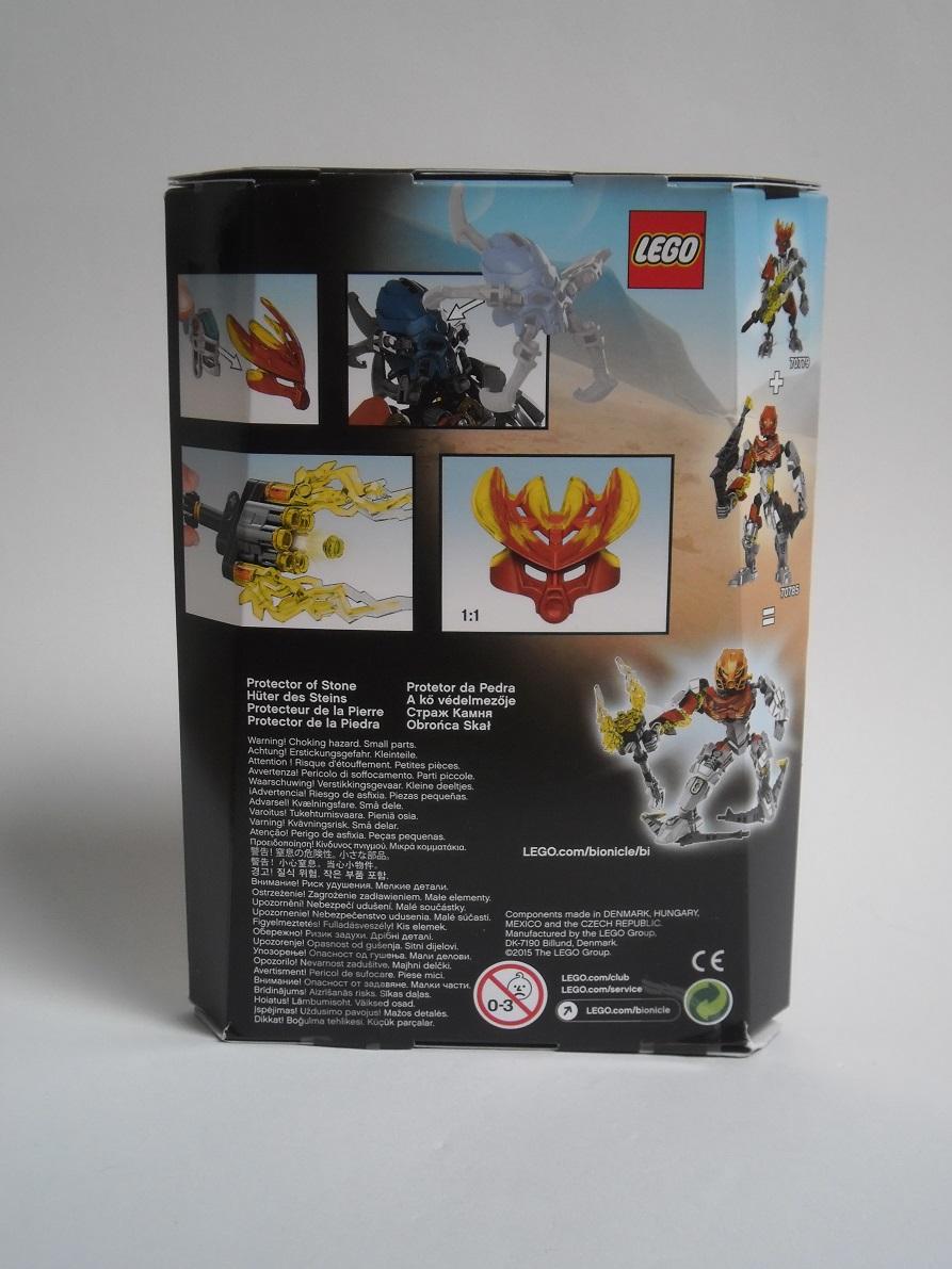 [Revue] LEGO Bionicle 70779 : Protecteur de la Pierre Pb240028
