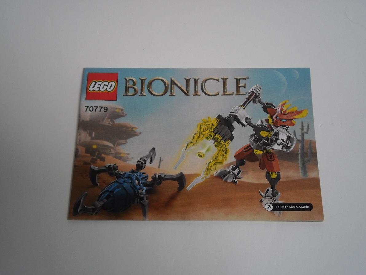 [Revue] LEGO Bionicle 70779 : Protecteur de la Pierre Pb240029