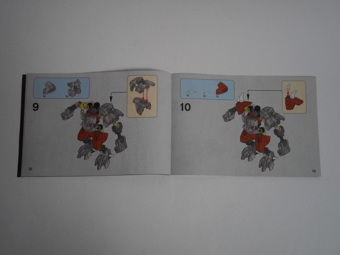 [Revue] LEGO Bionicle 70779 : Protecteur de la Pierre Pb240040
