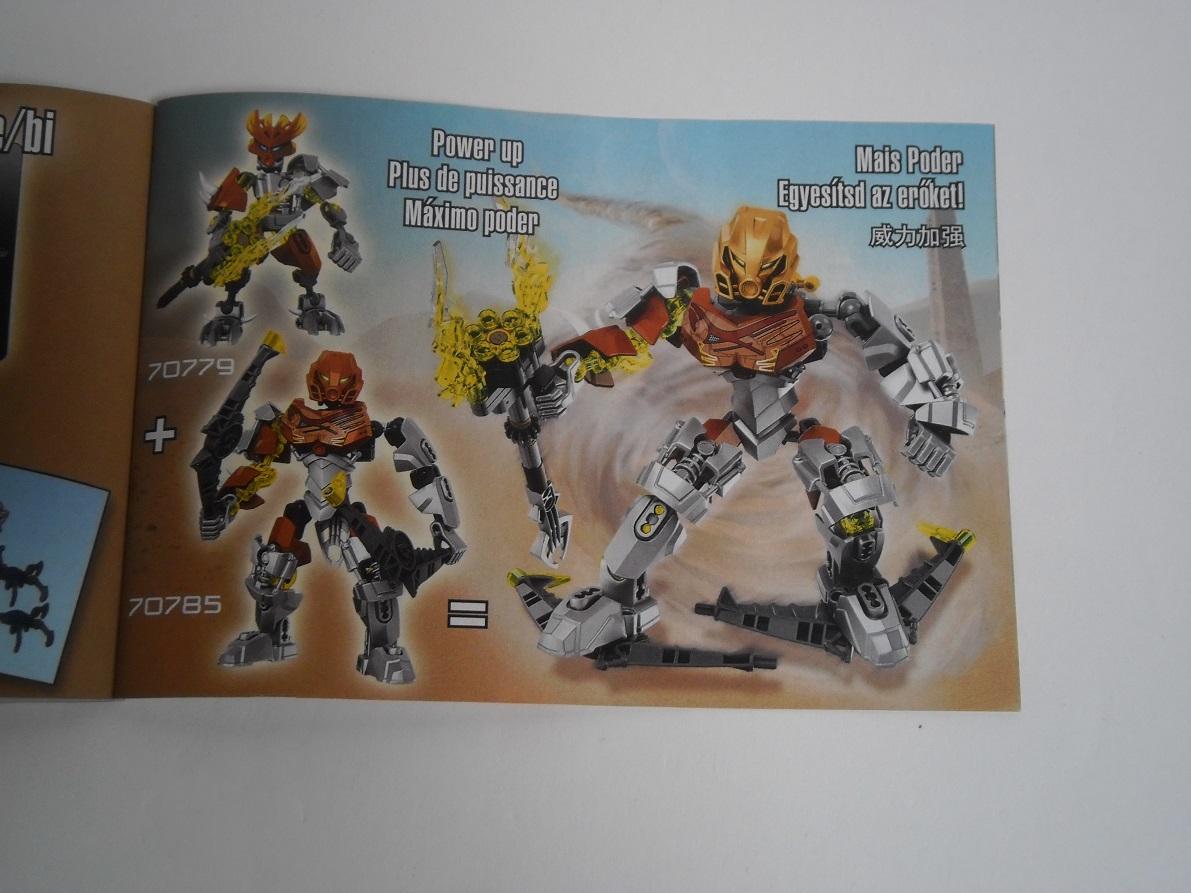 [Revue] LEGO Bionicle 70779 : Protecteur de la Pierre Pb240042