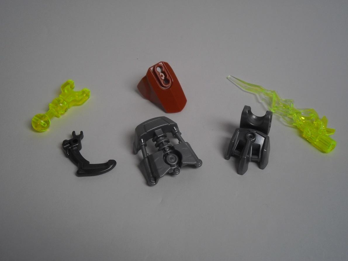 [Revue] LEGO Bionicle 70779 : Protecteur de la Pierre Pb240048