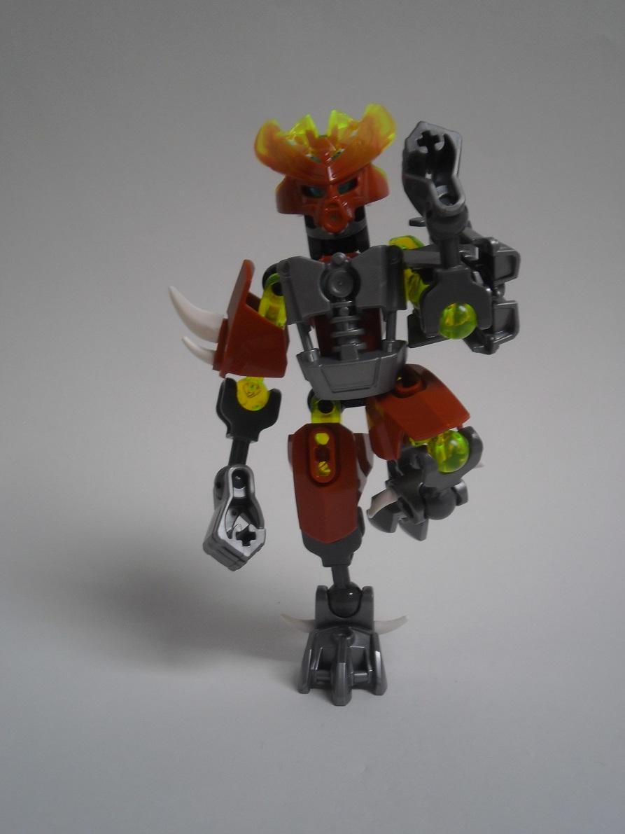 [Revue] LEGO Bionicle 70779 : Protecteur de la Pierre Pb240087