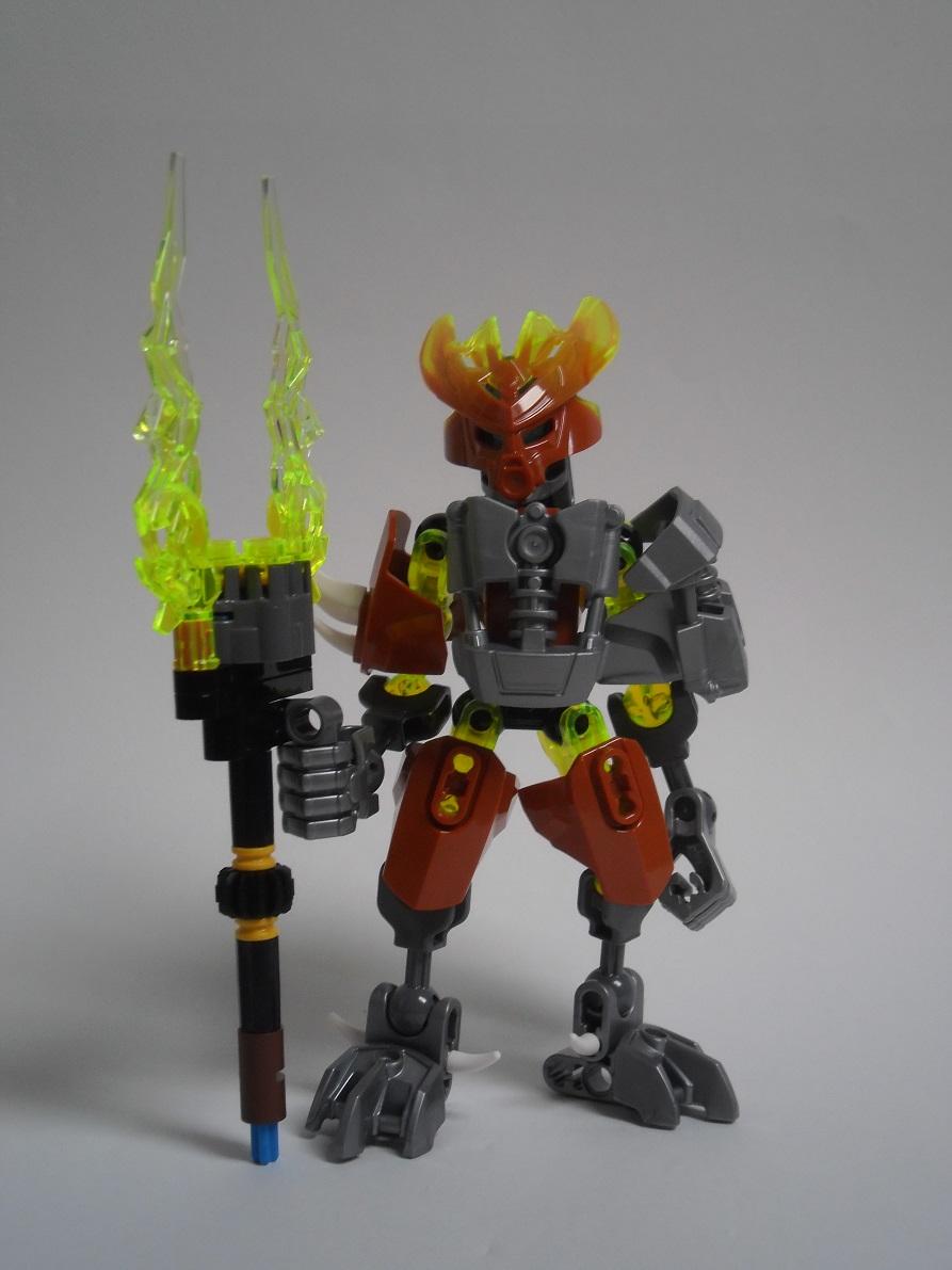 [Revue] LEGO Bionicle 70779 : Protecteur de la Pierre Pb240099