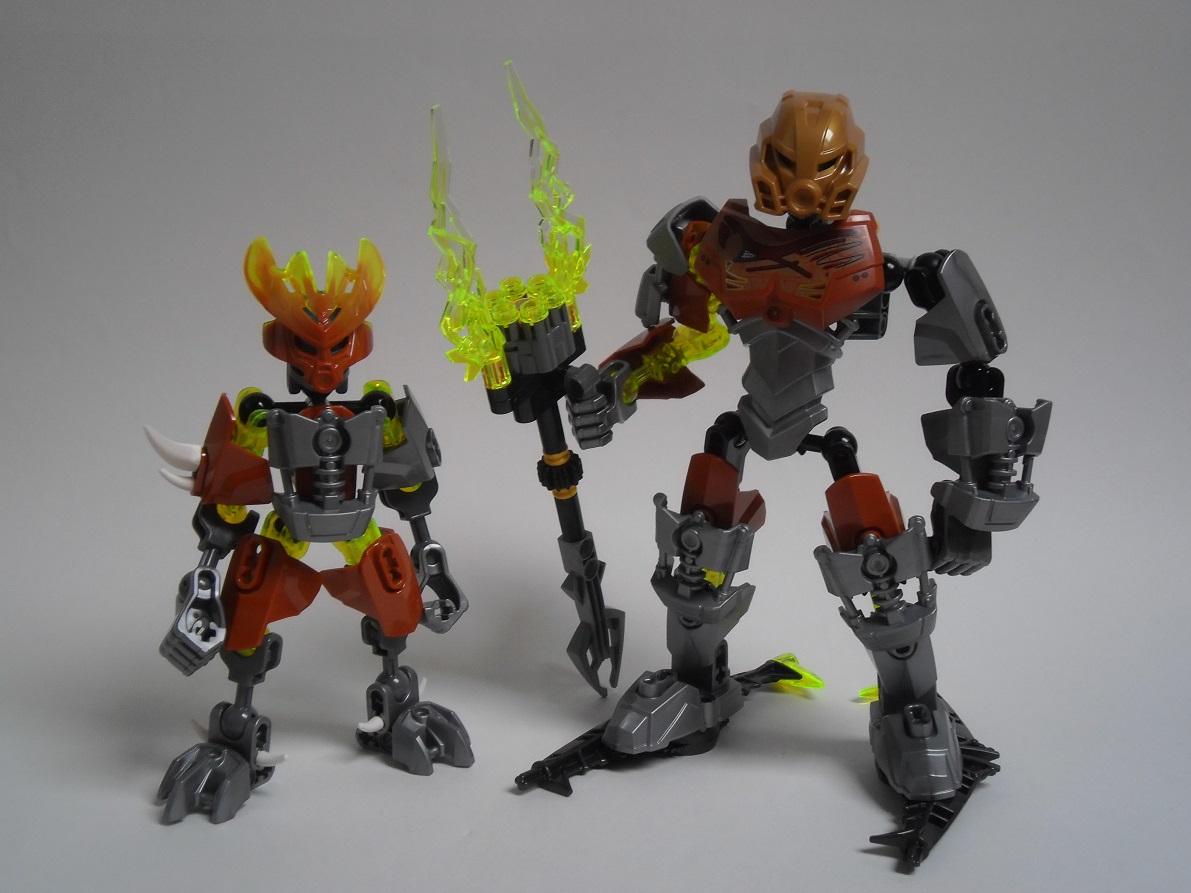 [Revue] LEGO Bionicle 70779 : Protecteur de la Pierre Pb240127