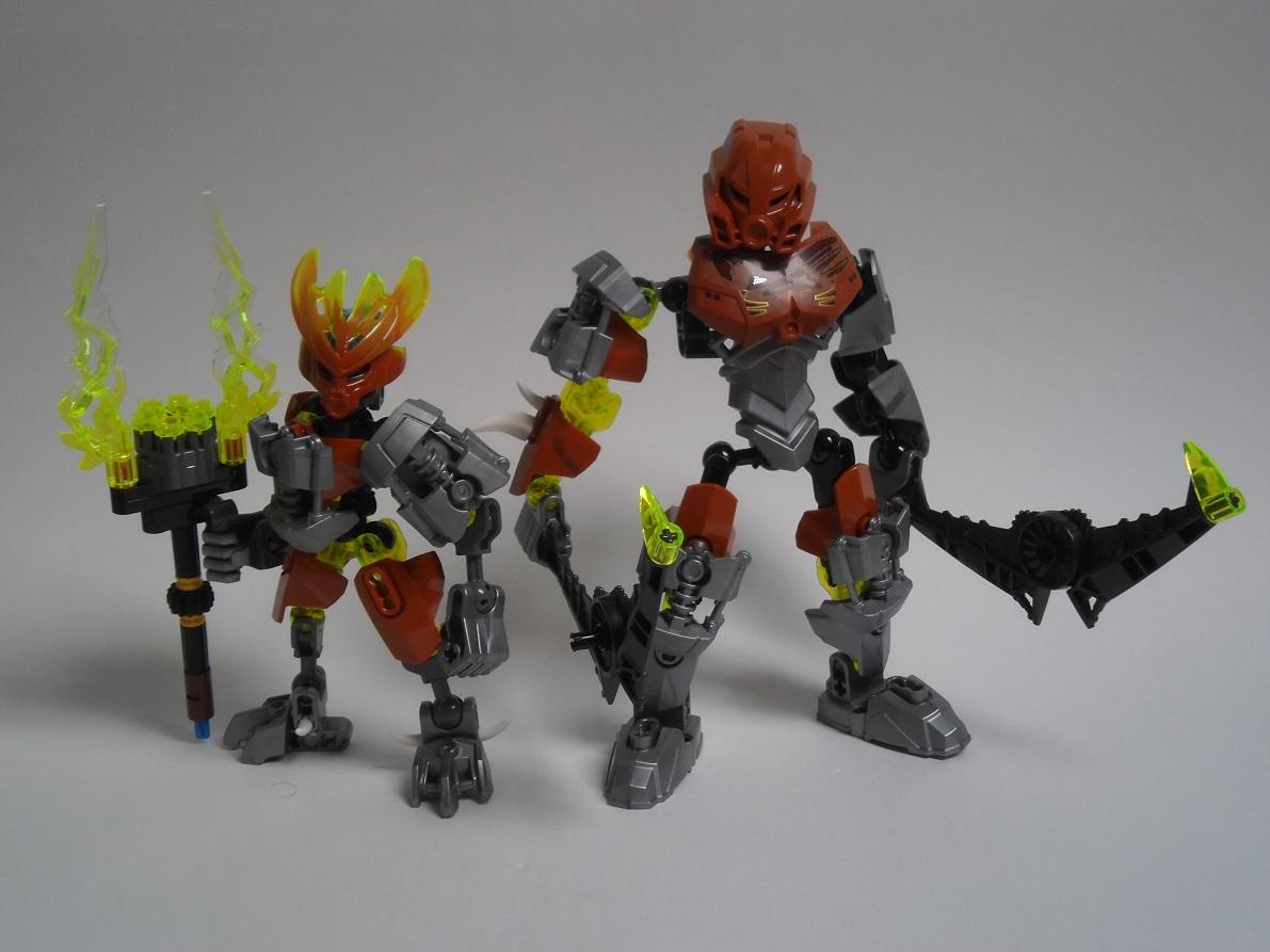 [Revue] LEGO Bionicle 70779 : Protecteur de la Pierre Pb240135