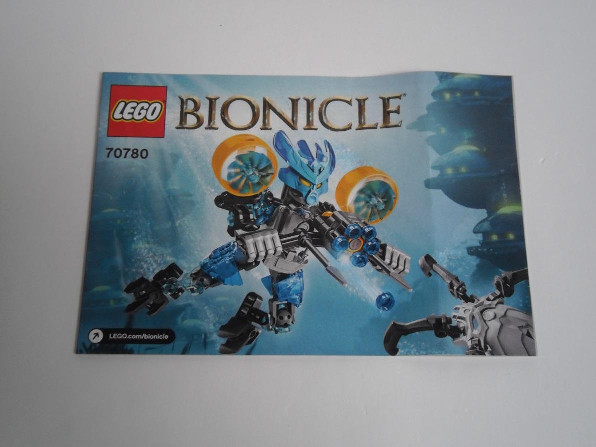 [Revue] LEGO Bionicle 70780 : Protecteur de l'Eau Pb240026