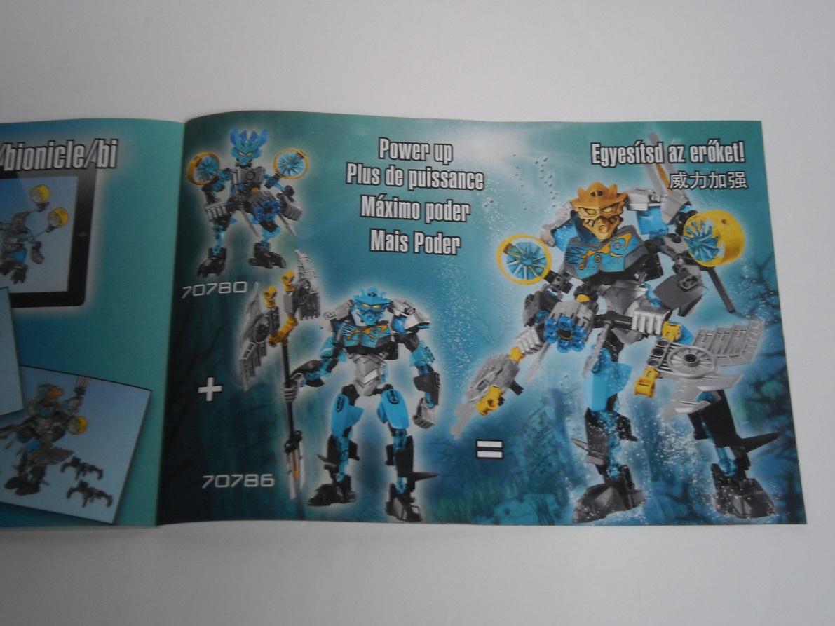 [Revue] LEGO Bionicle 70780 : Protecteur de l'Eau Pb240047