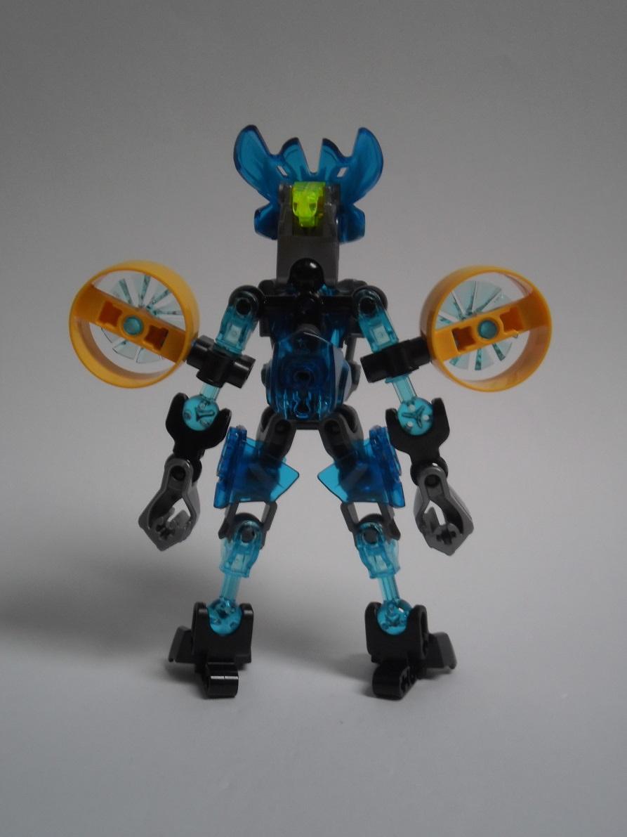 [Revue] LEGO Bionicle 70780 : Protecteur de l'Eau Pb240092