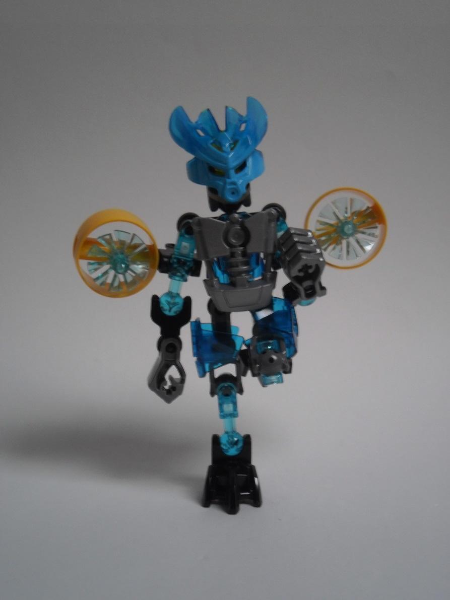 [Revue] LEGO Bionicle 70780 : Protecteur de l'Eau Pb240100