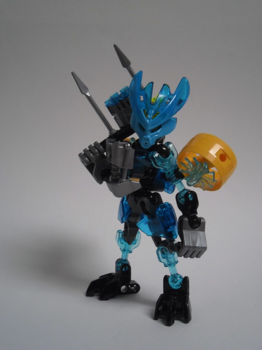 [Revue] LEGO Bionicle 70780 : Protecteur de l'Eau Pb240113