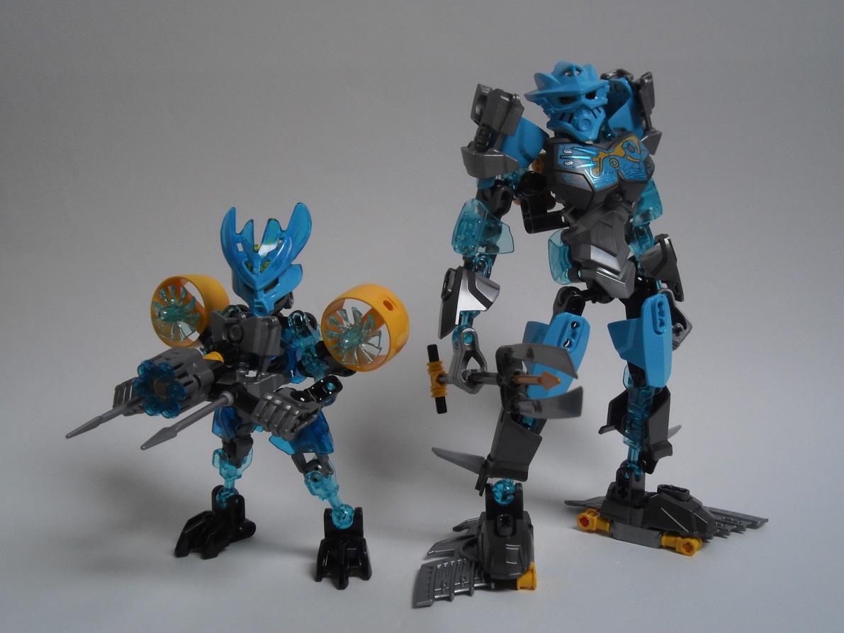 [Revue] LEGO Bionicle 70780 : Protecteur de l'Eau Pb240148