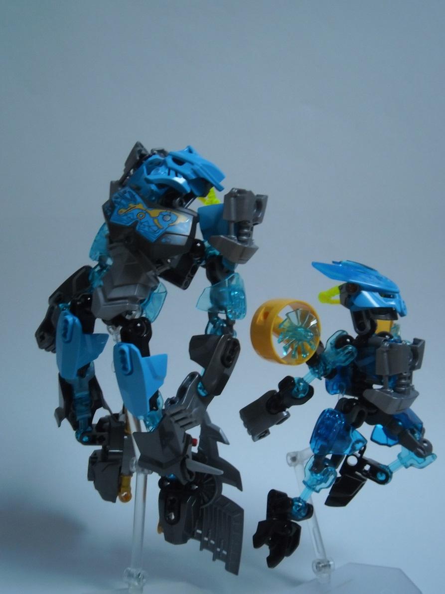 [Revue] LEGO Bionicle 70780 : Protecteur de l'Eau Pb240151