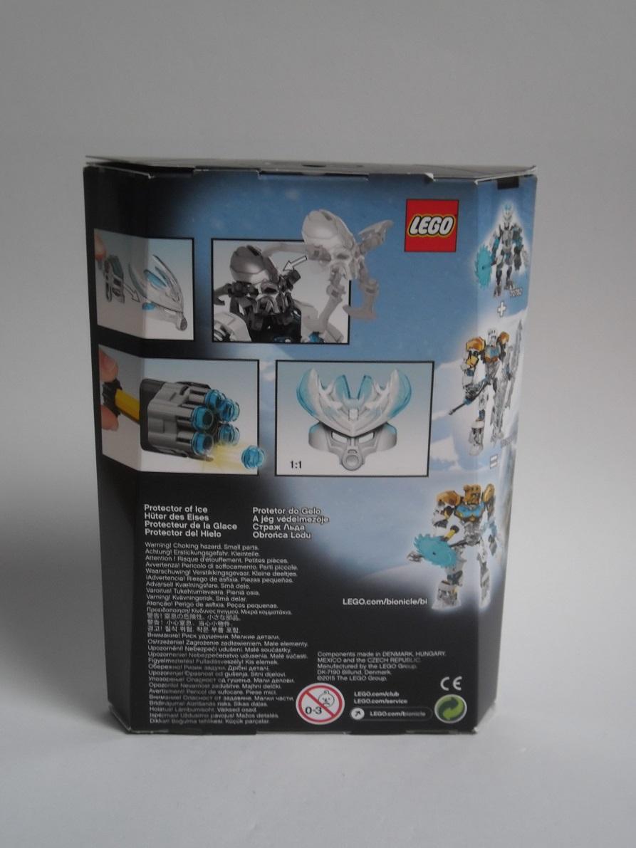 [Revue] LEGO Bionicle 70782 : Protecteur de la Glace Pb260023