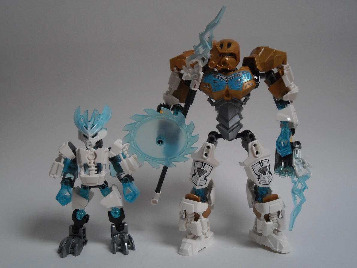 [Revue] LEGO Bionicle 70782 : Protecteur de la Glace Pb260142