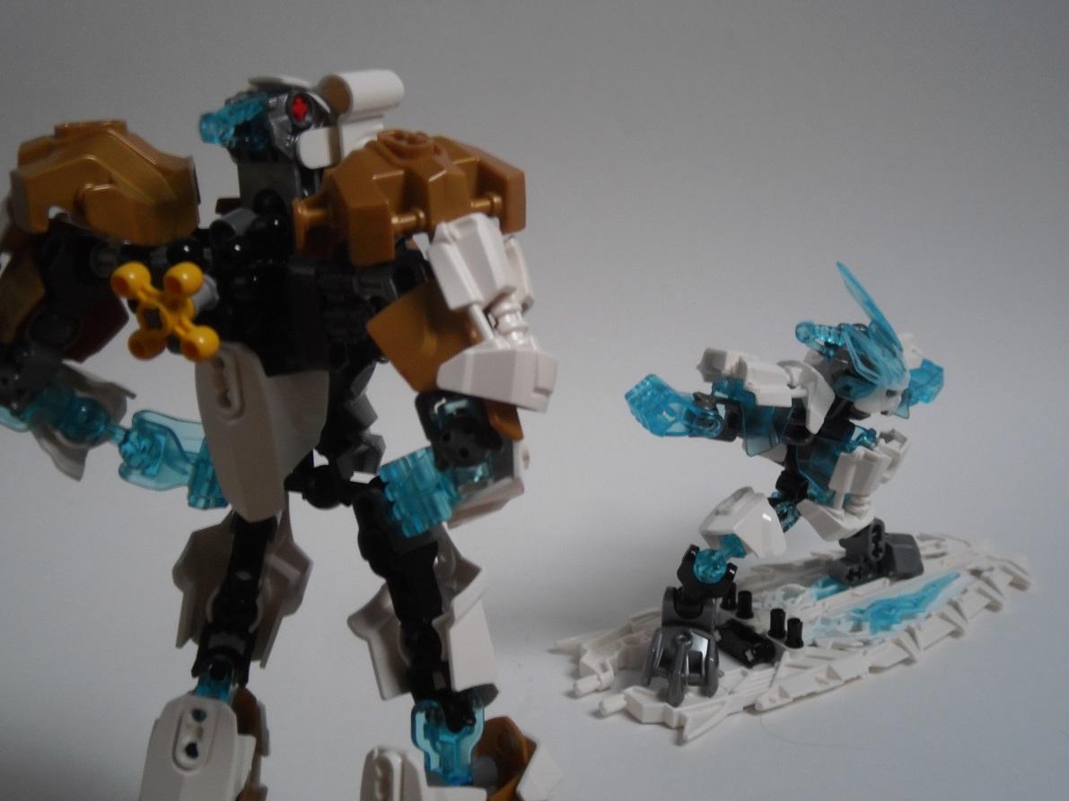 [Revue] LEGO Bionicle 70782 : Protecteur de la Glace Pb260160