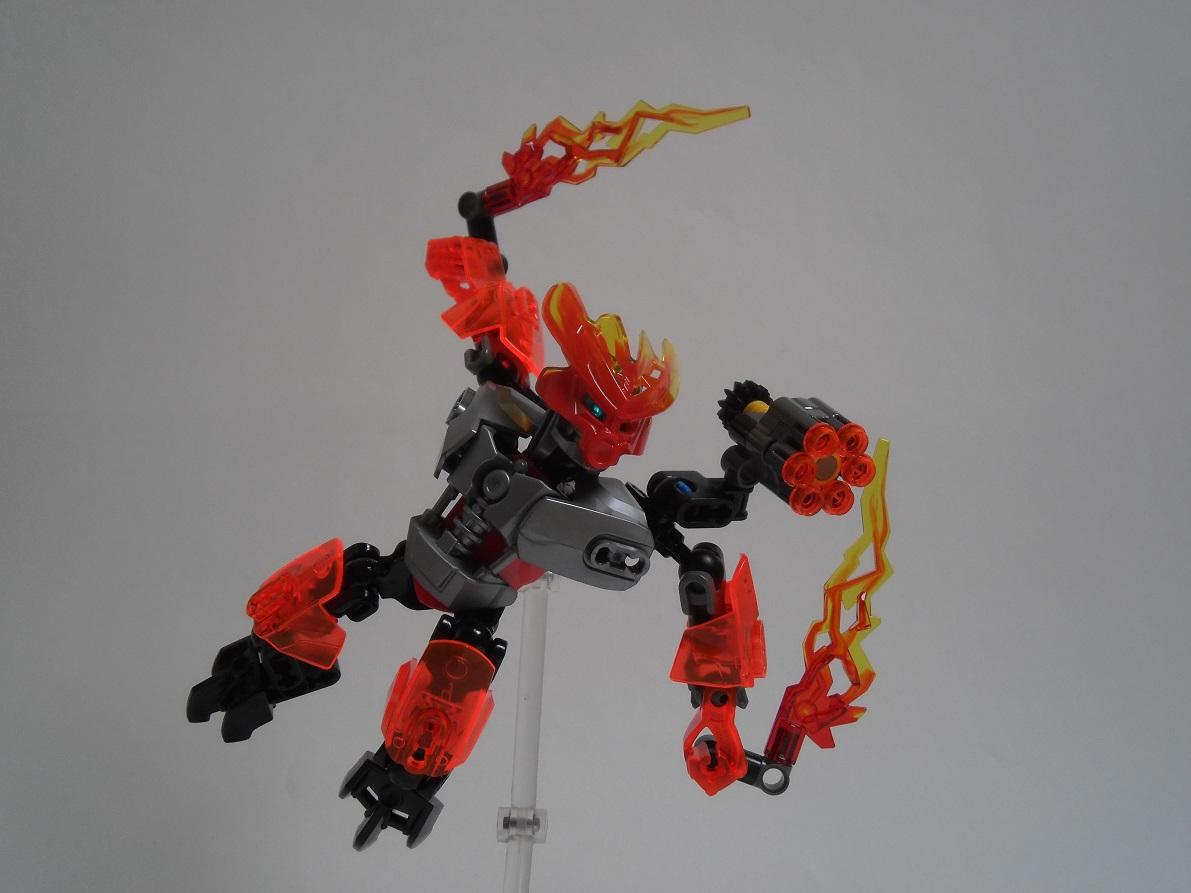 [Revue] LEGO Bionicle 70783 : Protecteur du Feu 70783-protector_of_fire