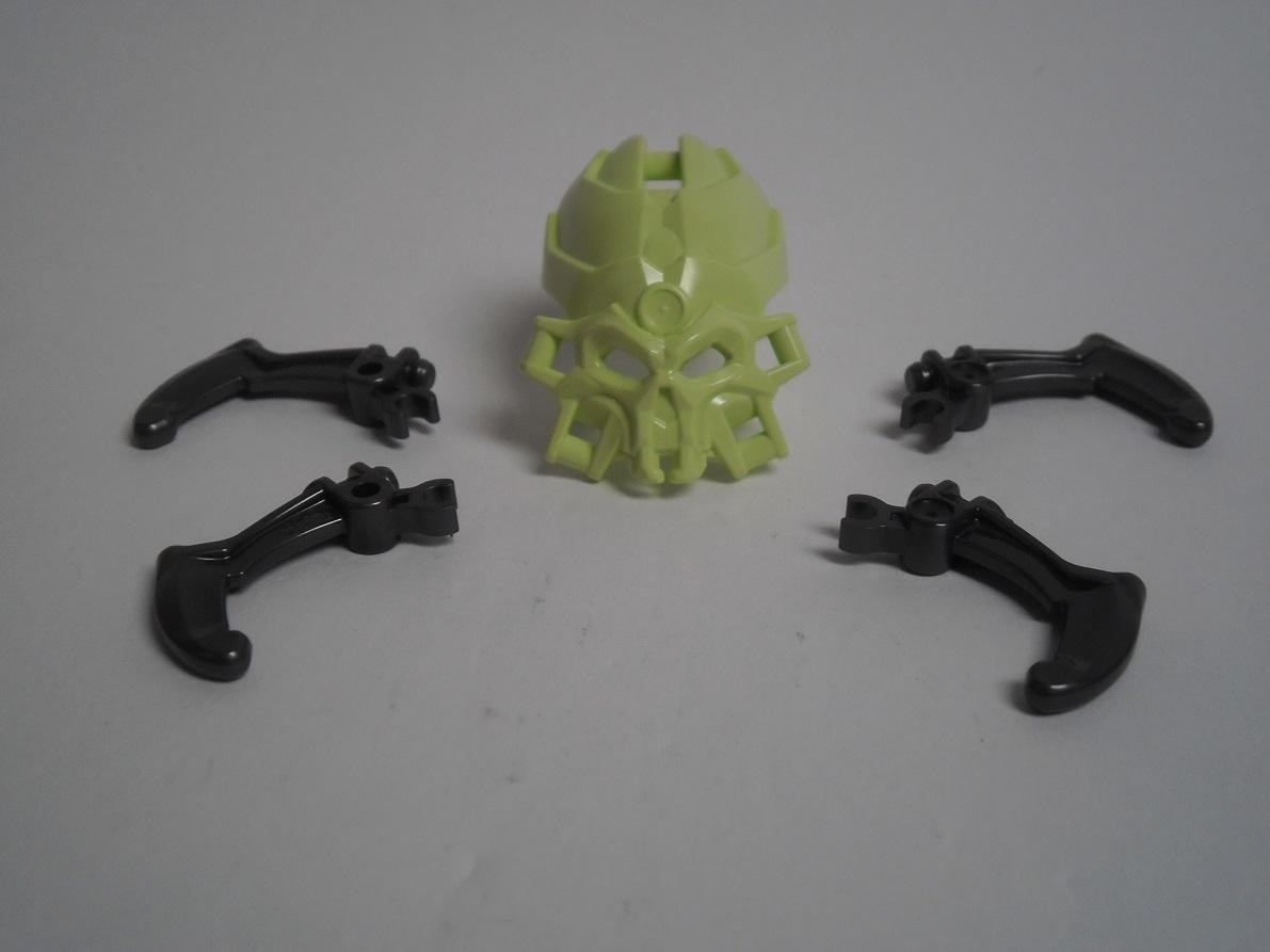 [Revue] LEGO Bionicle 70783 : Protecteur du Feu Pb270055